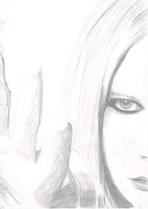 Avril Lavigne por XDra